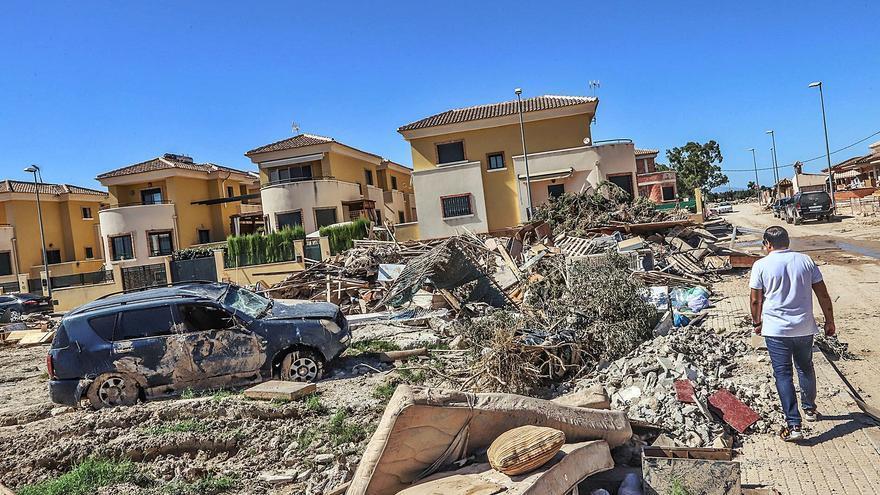 El Consell y los ecologistas advierten de que el desvío de agua de la rambla de Abanilla afectará a otros municipios