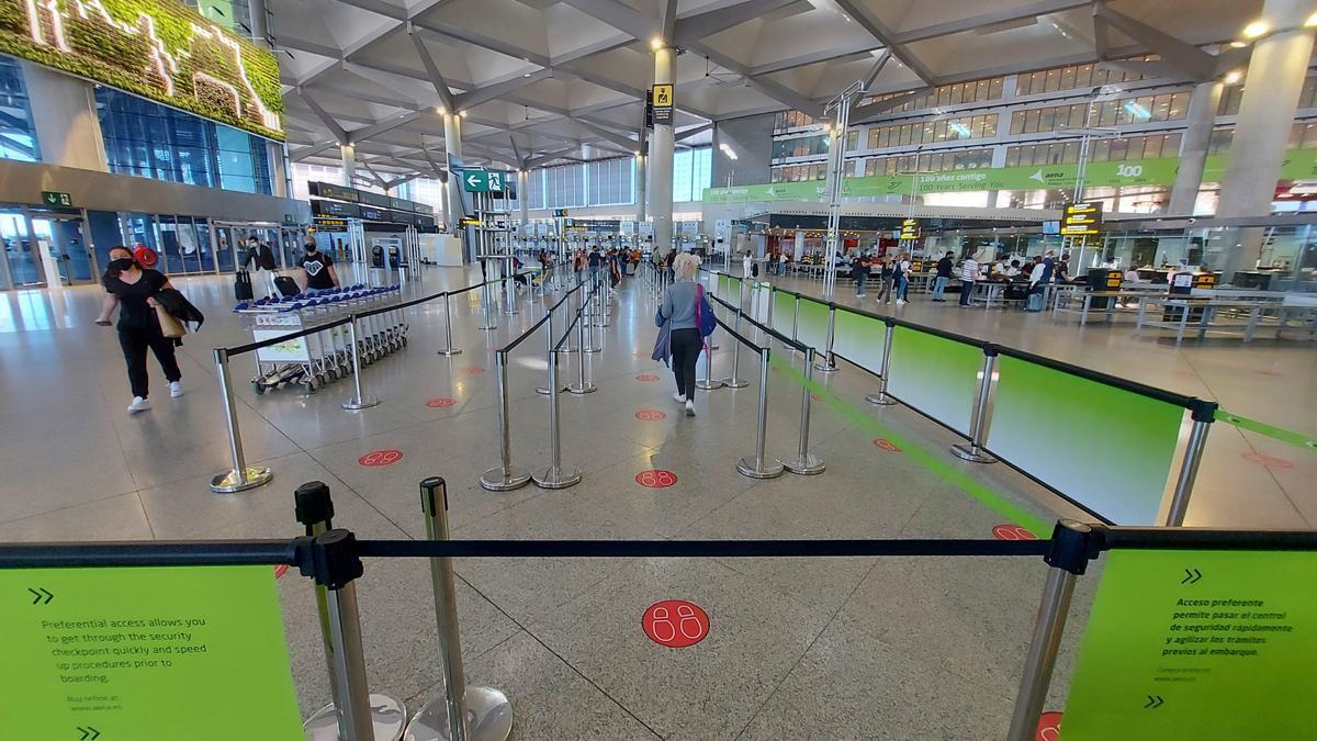 Aeropuerto de Málaga-Costa del Sol.