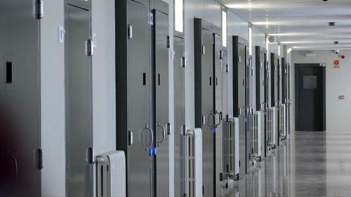 Una imagen de la cárcel de Puig de les Basses.
