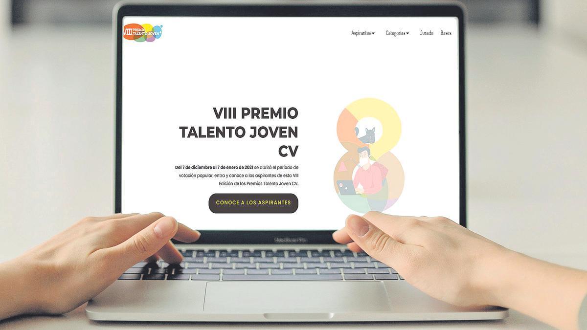 Da comienzo la votación popular de los Premios Talento Joven.