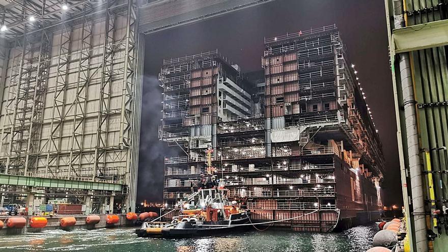 Berlín estira el rescate a sus astilleros