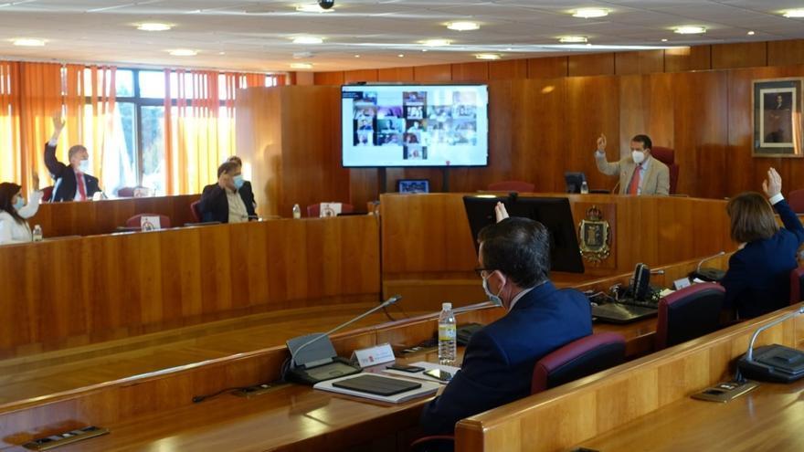 El gobierno de Vigo aprueba en solitario el uso de 33 millones de sus remanentes de tesorería