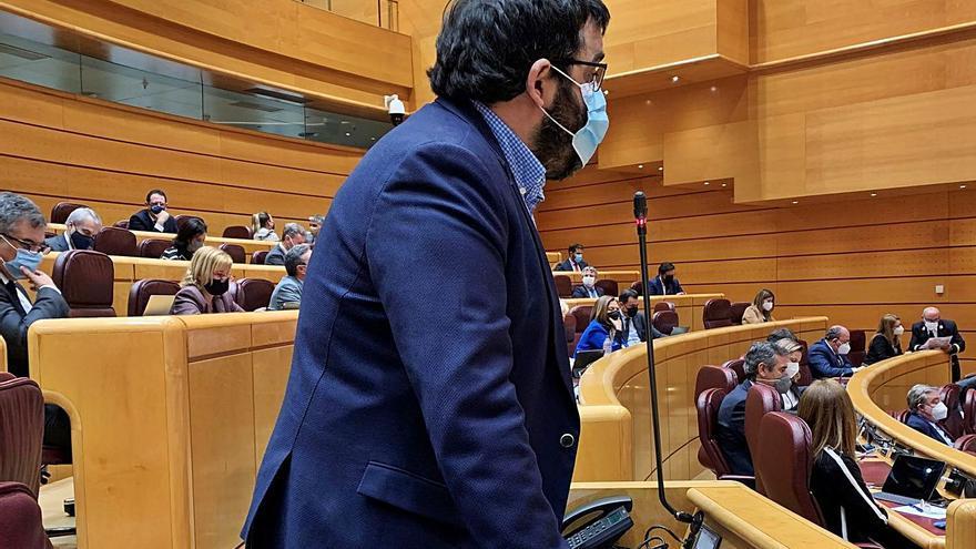 Vidal: «Los fondos buitre sobrevuelan Baleares»