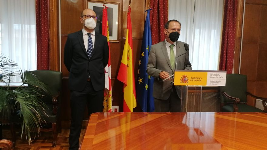 Detenido un hombre por el apuñalamiento a la mujer de 69 años en Villarrín de Campos