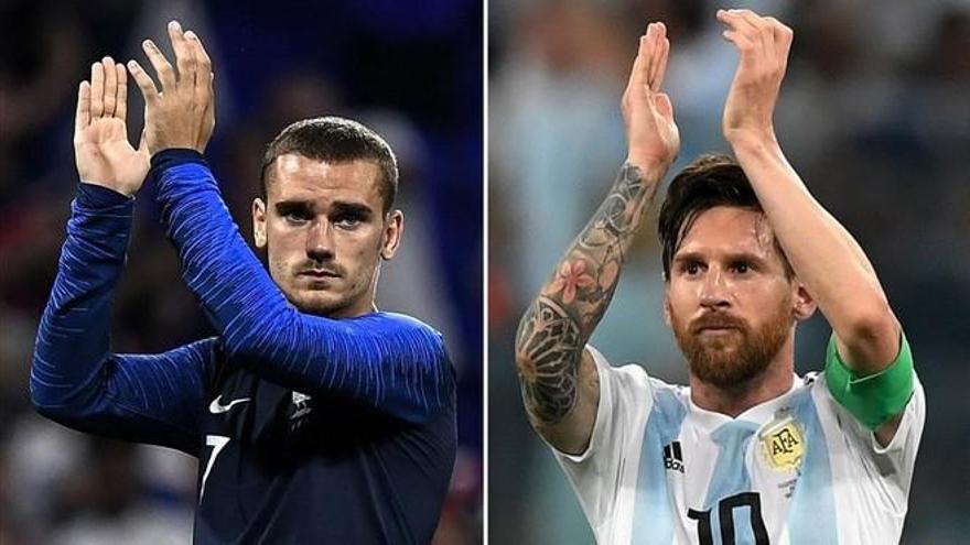 Messi apela al destino para tumbar a Griezmann