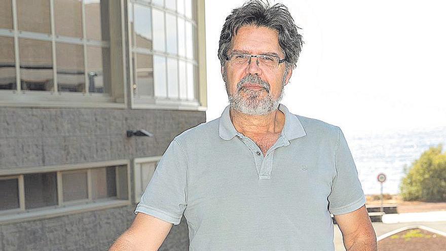 """Luis Abaroa: """"Las bases alemanas se iban a instalar en Morro Jable, no en Cofete"""""""