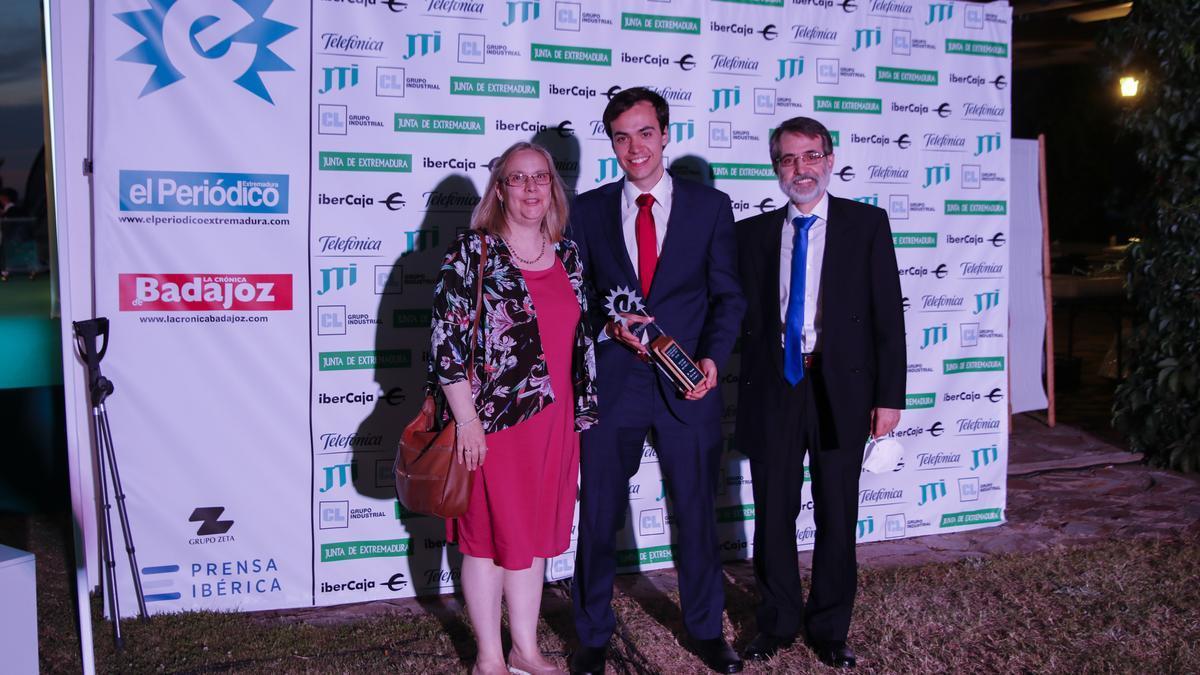 Las imágenes de los XXVI Premios Empresario Extremeño 2021