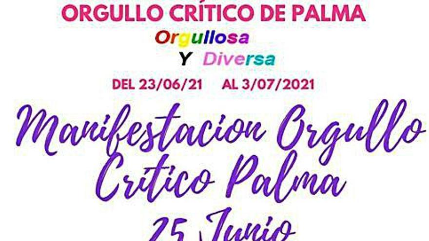 Orgullo crítico, la segunda manifestación LGTB en Palma