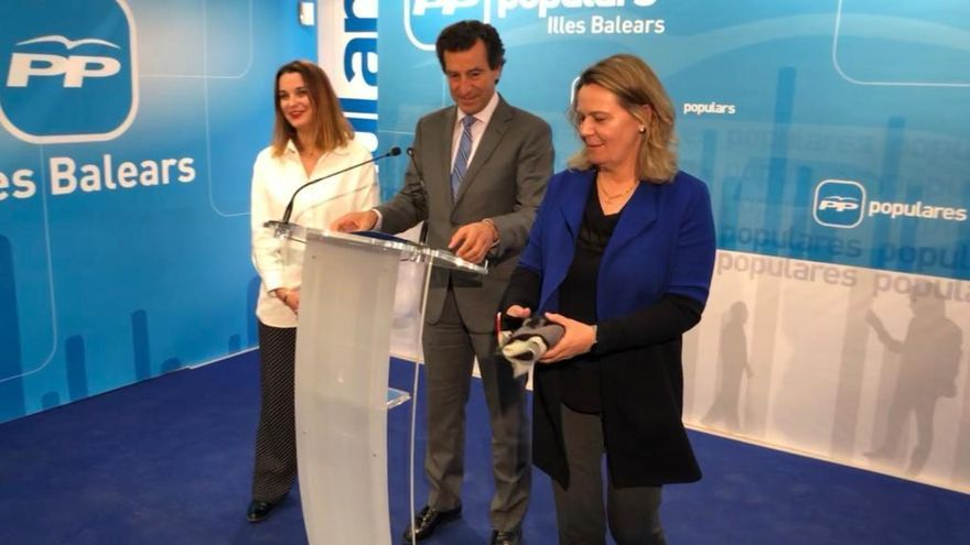 El PP rectifica y nombra a Marga Prohens candidata al Congreso