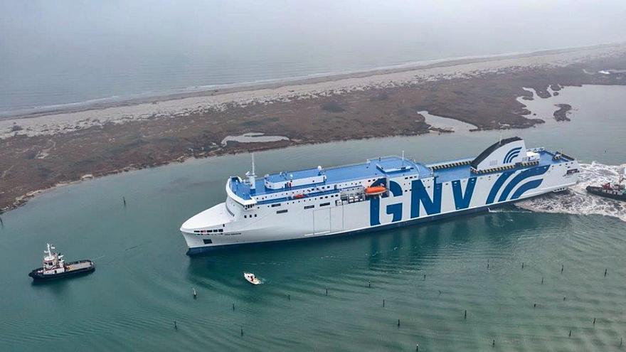 Una segunda naviera italiana, GNV, anuncia que operará en Ibiza