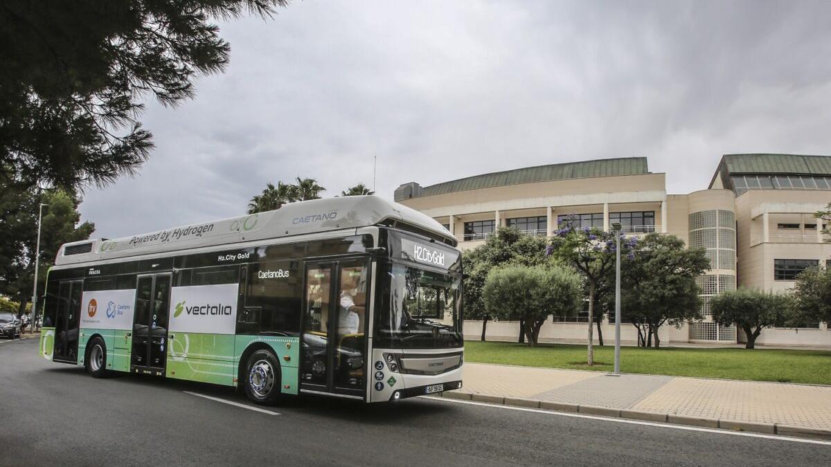 La Comunitat Valenciana tendrá la primera planta de hidrógeno verde de España