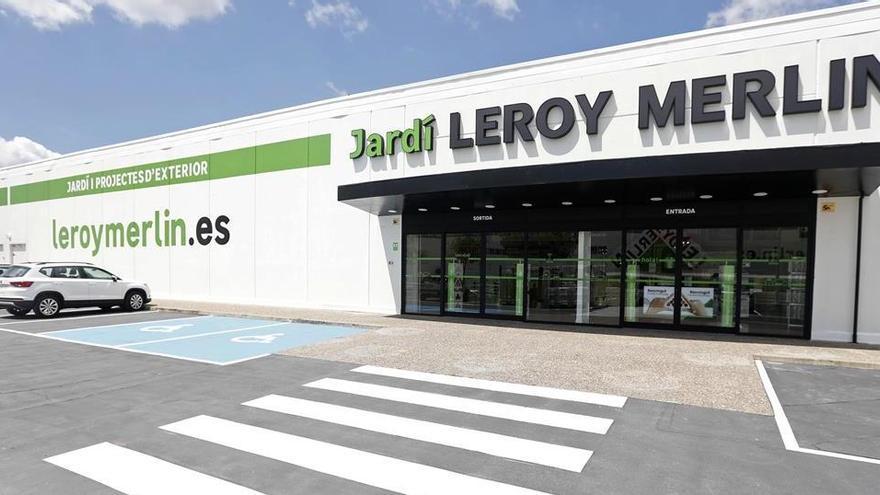 Declarada «nul·la» la llicència comercial atorgada al Leroy Merlin per obrir a Girona