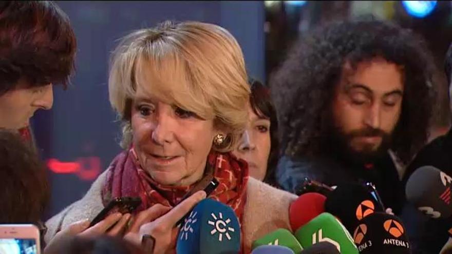"""Aguirre: """"Iré a declarar con mucho gusto"""""""