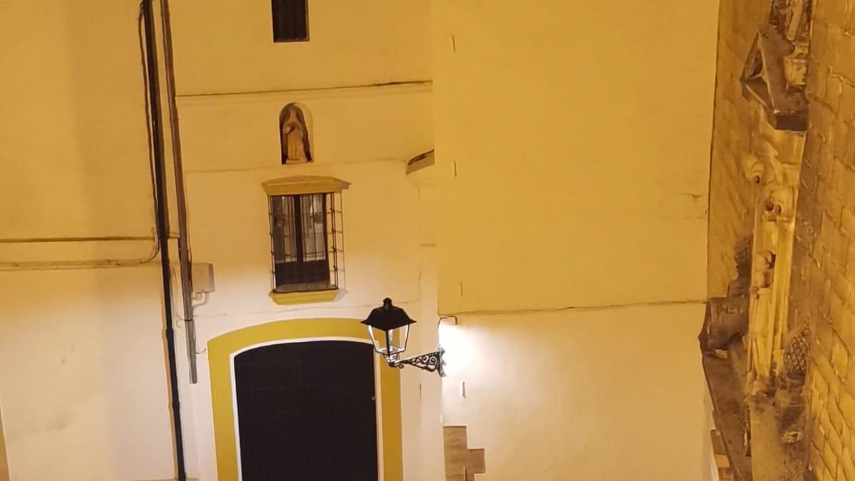 Buscan un emplazamiento para la escultura de Rodrigo Varo tras la retirada de la cruz en Aguilar