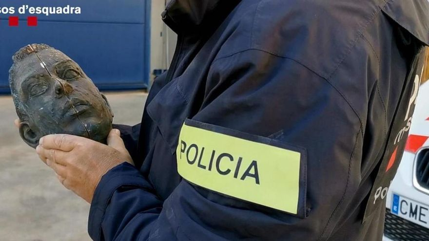 Prisión para un hombre que robó una escultura de los JJOO Barcelona 1992