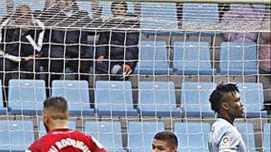 El Mallorca rescata un punto en Balaídos y el Celta sigue en descenso