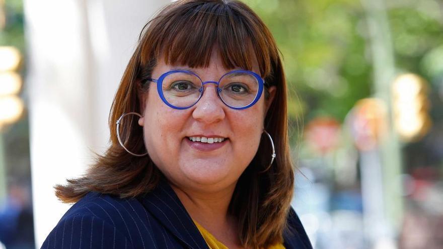 Bel Busquets, la sosegada vencedora de las primarias de Més al Consell