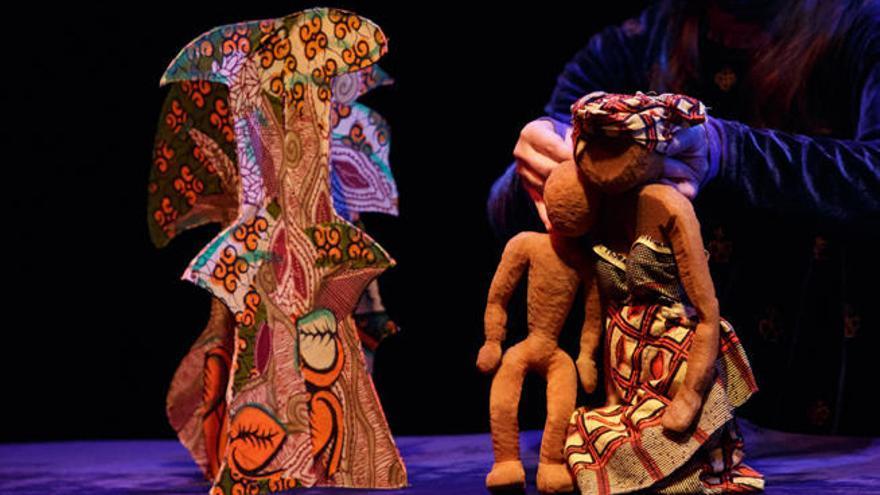 """Casa África acoge el espectáculo de marionetas """"El niño que soñaba"""""""