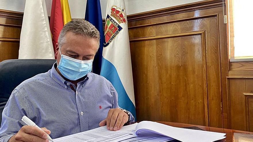El Concello de Marín diseña un presupuesto de 13,5 millones que no sube impuestos
