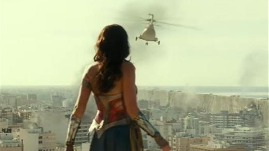 Desvelan una nueva imagen de Gal Gadot como 'Wonder Woman 1984'