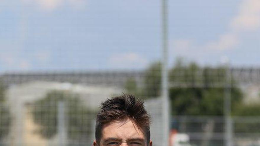 L'escalenc Valery Fernández prepara el debut amb el Girona