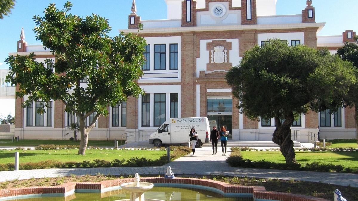 Tabacalera, sede del Polo Digital de Málaga.