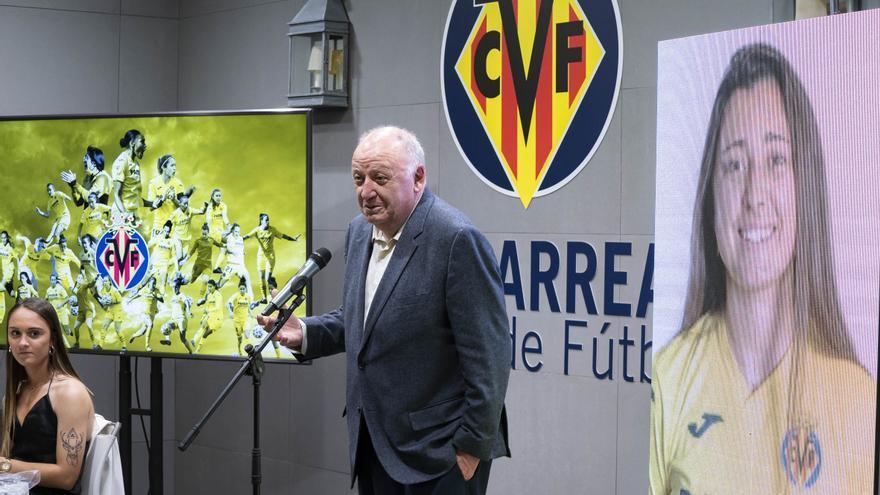 """Llaneza: """"Antes los niños eran del Madrid y del Barça, ahora son del Villarreal"""""""