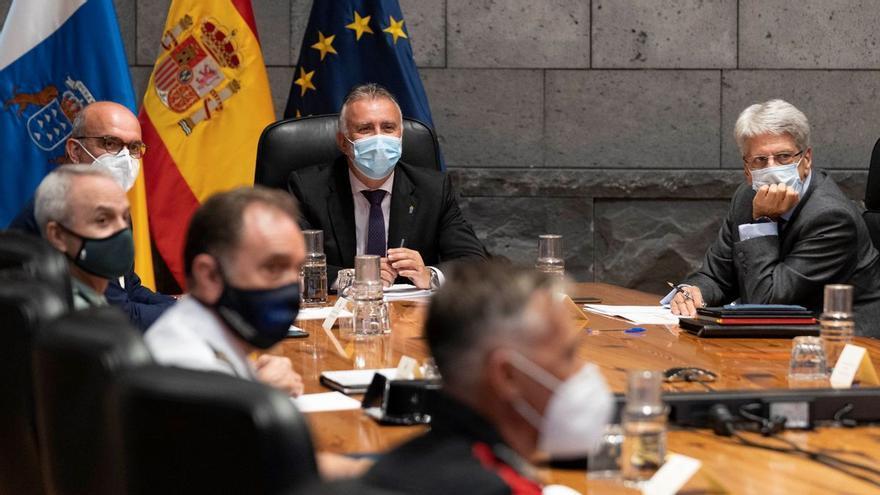 """""""No hay nada que festejar. Aún no"""", aseguró Torres tras la reunión de la Junta de Seguridad (13/05/2021)"""