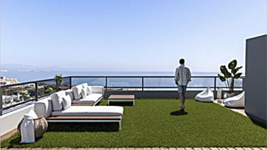 295.000 € Venta de piso en Santa Pola 154 m2, 3 habitaciones, 2 baños, 1.916 €/m2...