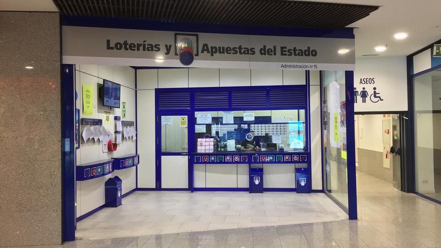 Tenerife, agraciada con el primer premio de la Lotería Nacional