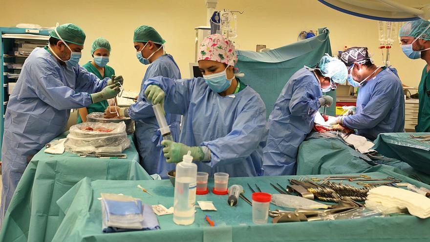 La pandemia redujo en 2020 las donaciones de órganos en Ibiza