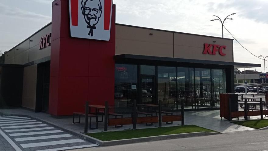 El KFC de Manresa ja té data d'obertura