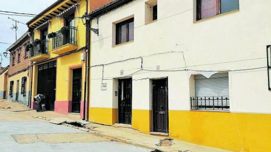 Sondeos revelan que dos viviendas del Canto en Toro precisan un refuerzo de cimientos