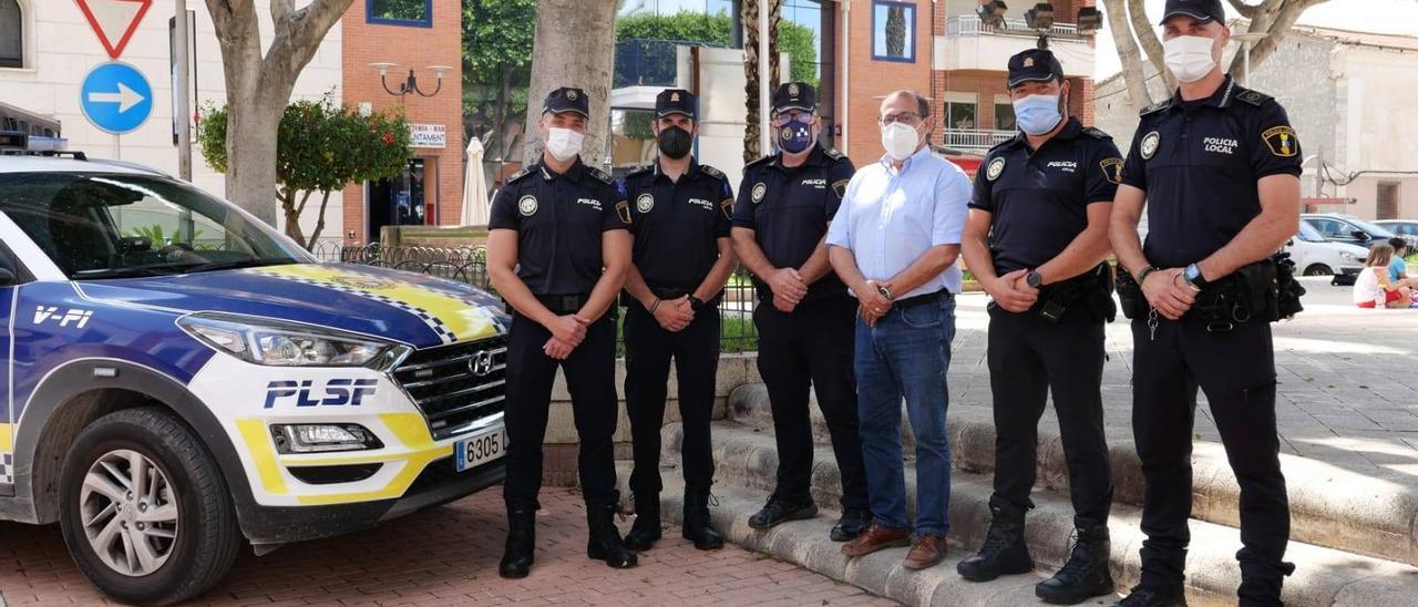 Policía de San Fulgencio