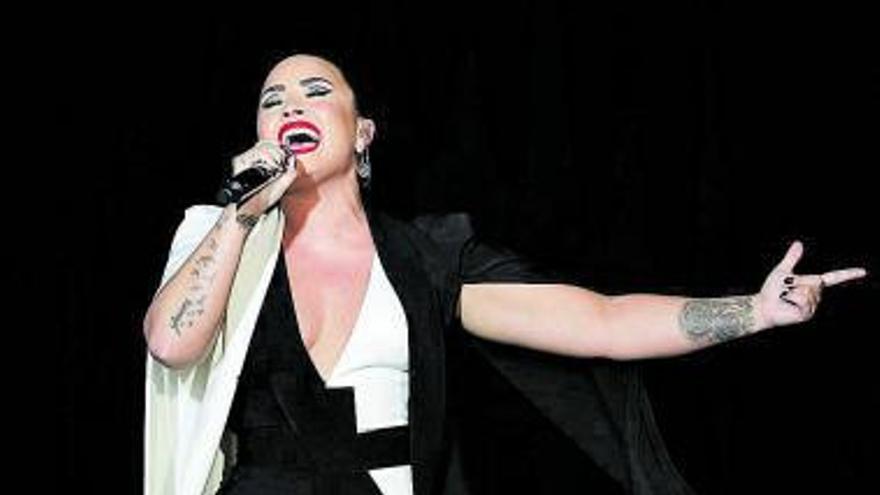Demi Lovato sufrió un infarto y tres ictus tras una sobredosis