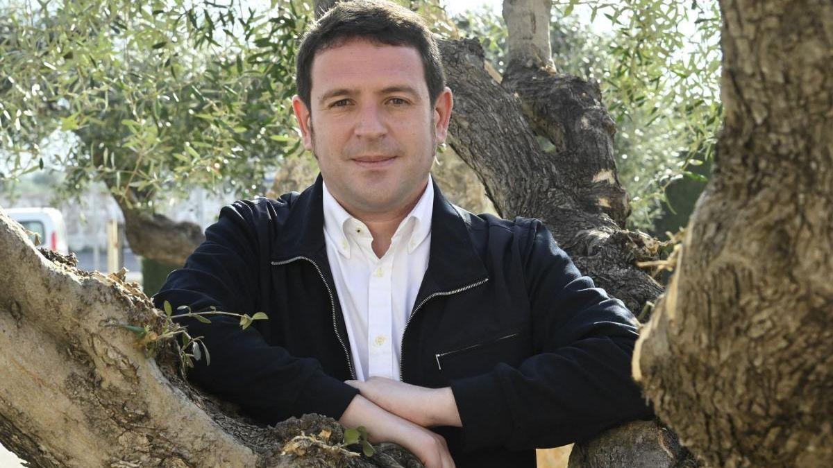 El portavoz de Compromís Ignasi Garcia acude a 'La Panderola'