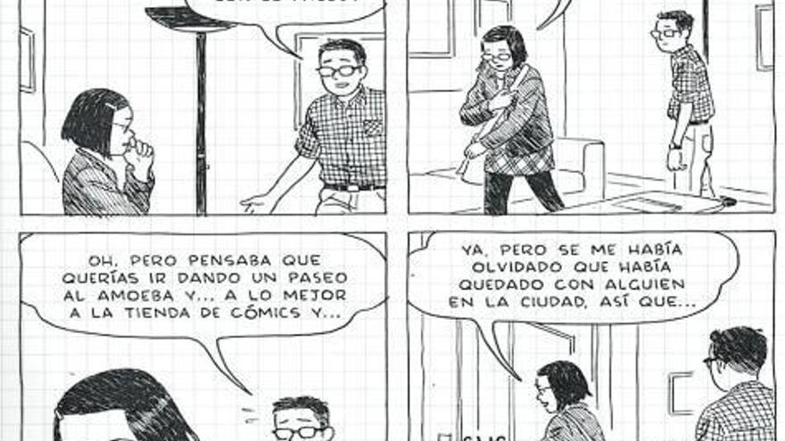 El cómic que todo dibujante de cómics debería leer