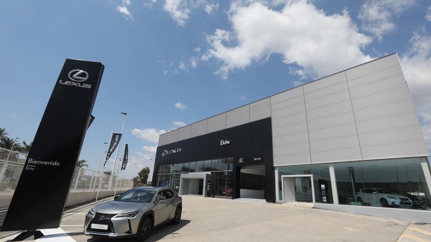Lexus abre nuevo concesionario en Elche