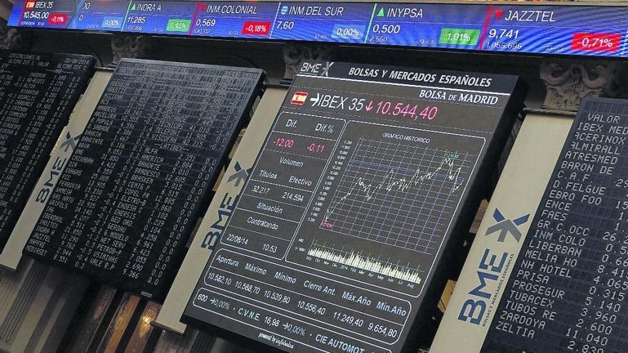 La Bolsa suiza lanza una OPA sobre la española y ofrece 2.843 millones