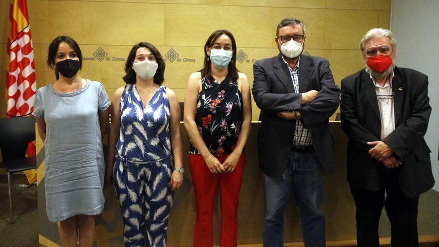 El PSC de Girona creu que la primera meitat de mandat del govern ha sumit la ciutat en «la paràlisi absoluta»