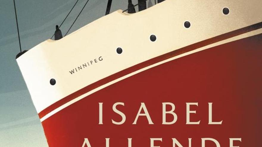 Isabel Allende publicarà 'Largo pétalo de mar' sobre una parella catalana exiliada a Xile