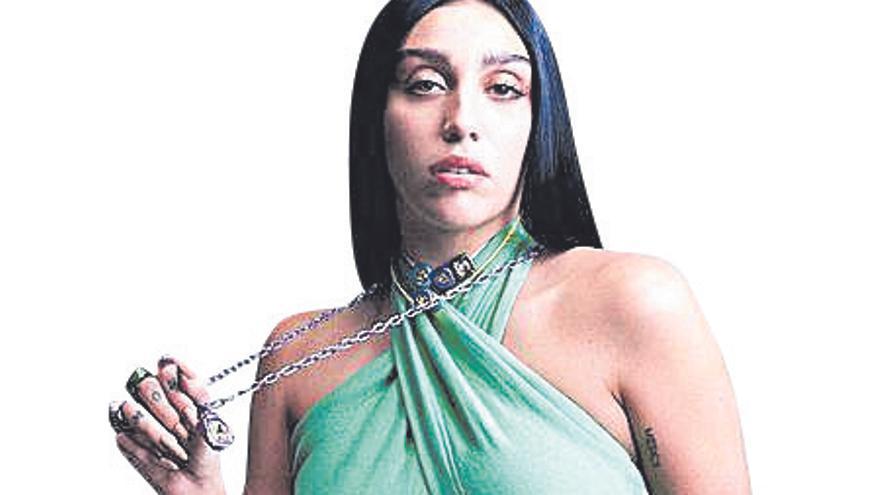 La hija de Madonna, Lola Ciccone, se afianza en la pasarela