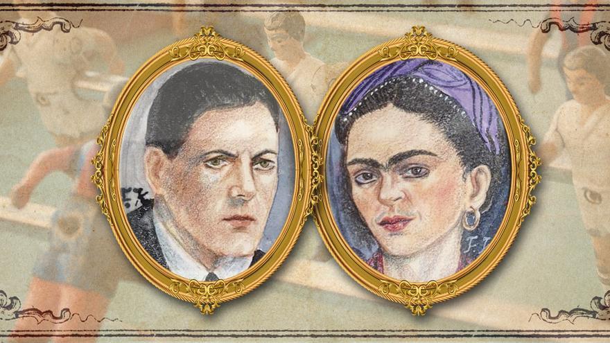 Alexandre Finisterre, el amante gallego de Frida Kahlo