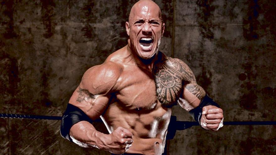 Dwayne 'La Roca' Johnson producirá una serie sobre lucha libre para HBO