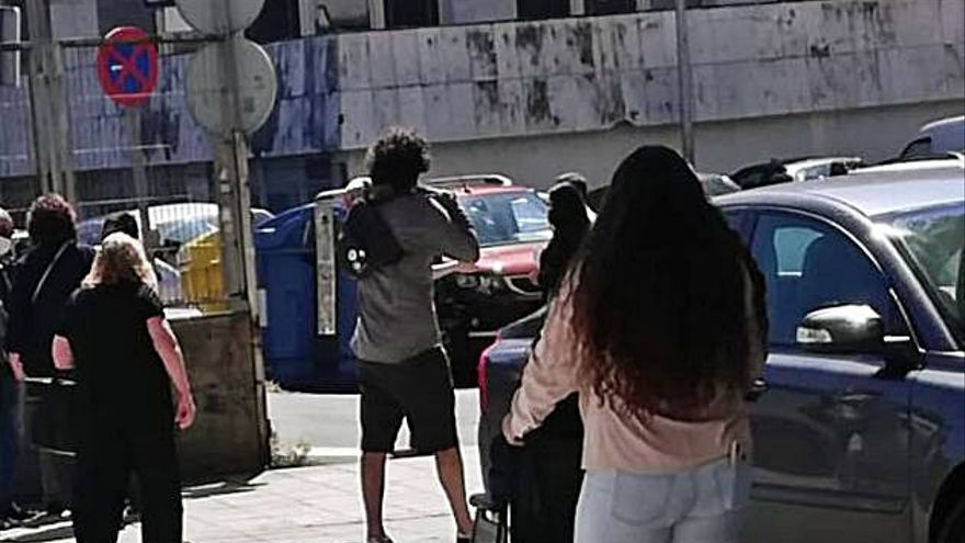 """La nonagenaria atacada por un pitbull en Vigo: """"No puedo ni comer bien ni andar"""""""