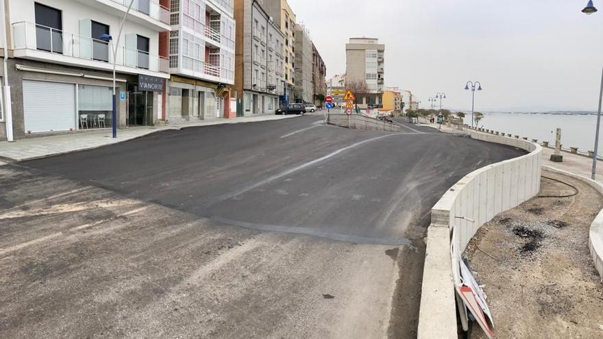 La avenida de Beiramar, reabierta al tráfico
