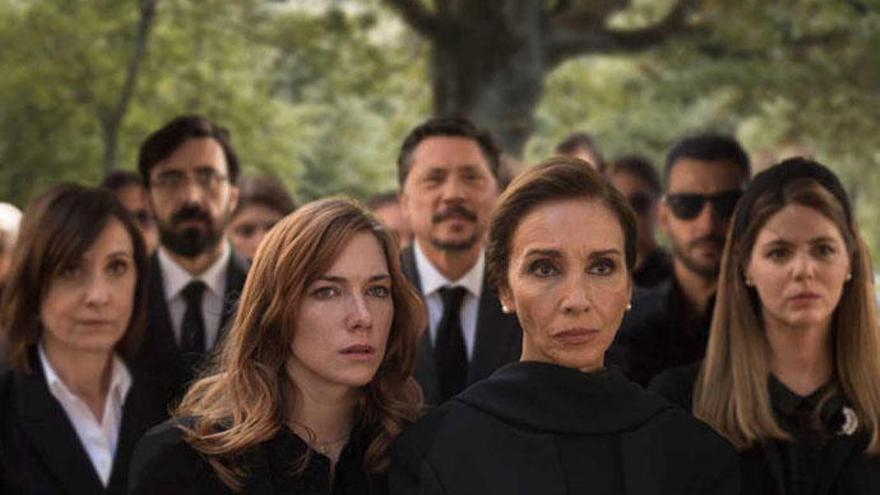 """Ana Belén vuelve a la televisión como """"mala malísima"""" en 'Traición'"""