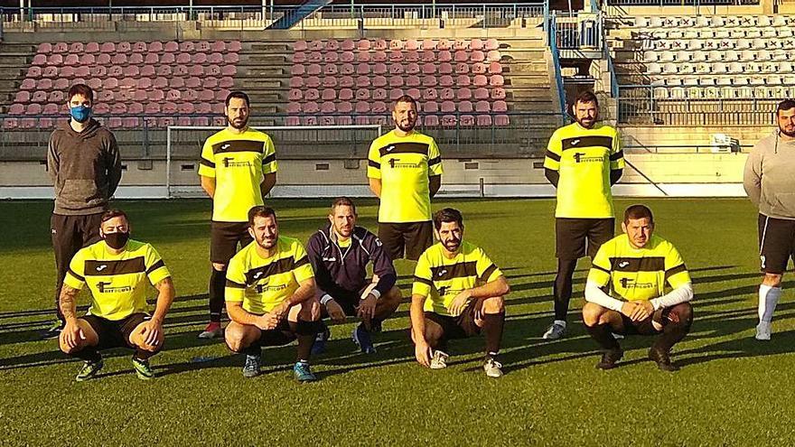La Penya 04 inicia con éxito la temporada