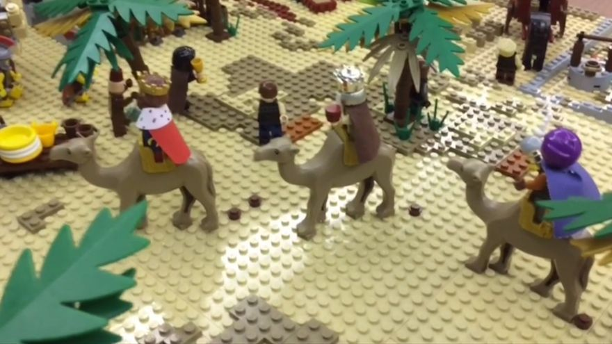Taller Infantil con piezas LEGO®
