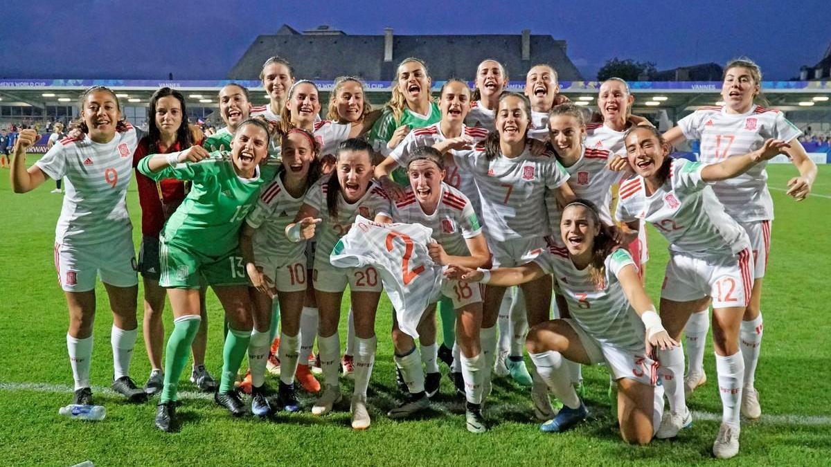 El paso adelante del fútbol femenino en España